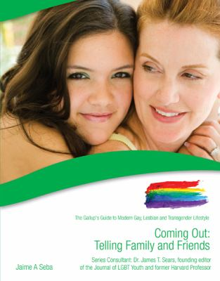 Coming Out Telling Family and Friends