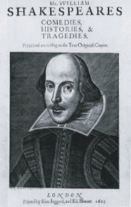 Shakespeare-folio
