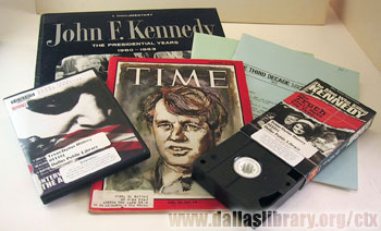 Publications on John F. Kennedy