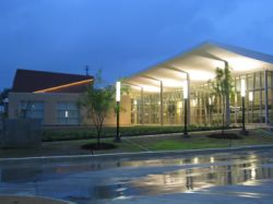 Bachman Lake Branch Library